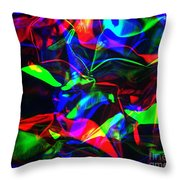 Digital Art-a16 Throw Pillow