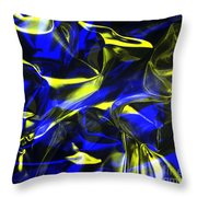 Digital Art-a18 Throw Pillow