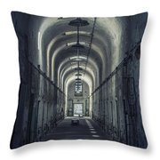 Dimensions Of Darkness Throw Pillow
