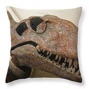 Dimetrodon Grandis Throw Pillow