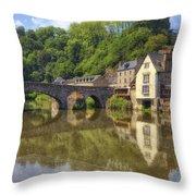 Dinan - Brittany Throw Pillow