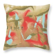 Diner Throw Pillow