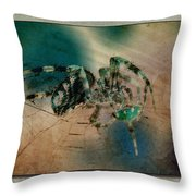Dinner On The Half Shell Throw Pillow