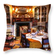 Dinning Room Throw Pillow