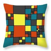 Dio - 55-01a Throw Pillow