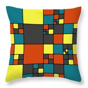 Dio - 56a Throw Pillow