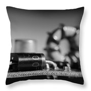 Diode Throw Pillow