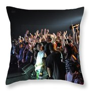Disciple-kevin-8677 Throw Pillow