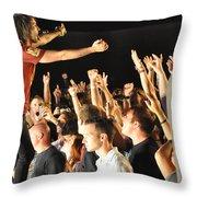 Disciple-kevin-8779 Throw Pillow