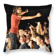 Disciple-kevin-8783 Throw Pillow