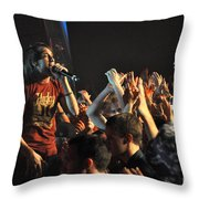 Disciple-kevin-9090 Throw Pillow