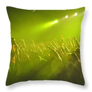 Disciple-kevin-9543 Throw Pillow
