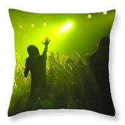 Disciple-kevin-9551 Throw Pillow