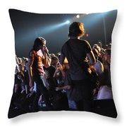 Disciple-kevin-micah-8711 Throw Pillow