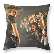 Disciple-micah-kevin-0076 Throw Pillow