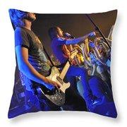 Disciple-micah-kevin-9011 Throw Pillow