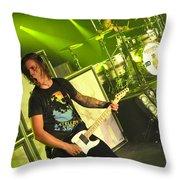 Disciple-micah-trent-9767 Throw Pillow