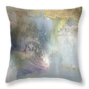 Discovering Places Throw Pillow