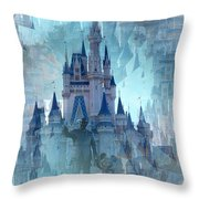 Disney Dreams Throw Pillow