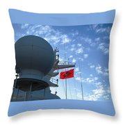 Disney Magic Flag 2 Throw Pillow