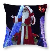 Disney Santa Throw Pillow