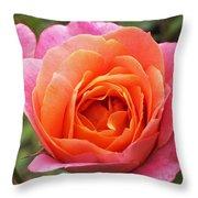 Disneyland Roses Throw Pillow
