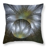 Dispersed Throw Pillow