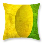 Dissection Of Interaction Throw Pillow