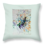 Distinguishing Pain From Problem 1 Throw Pillow