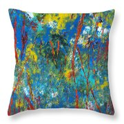 New World Too Throw Pillow