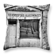 Diversified Throw Pillow