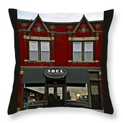 Divine Possessions  Throw Pillow