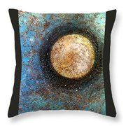 Divine Solitude Throw Pillow