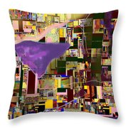Divinely Blessed Marital Harmony 16b Throw Pillow