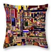 Divinely Blessed Marital Harmony 17 Throw Pillow