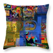Divinely Blessed Marital Harmony 30 Throw Pillow