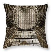 Dizzying Throw Pillow