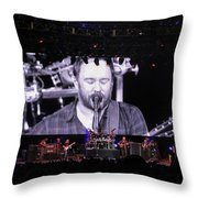 Dmb Live Throw Pillow