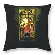 Do You Hear Me? Throw Pillow