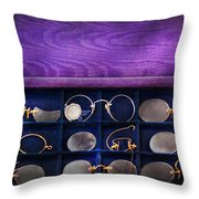 Doctor - Optometrist - Many Styles To Choose From  Throw Pillow
