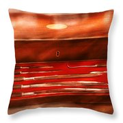 Doctor - Surgeon In A Box Throw Pillow