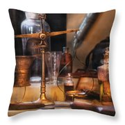Doctor - The Medical Profession Throw Pillow