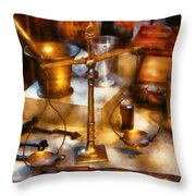 Doctor - The Medical Trade Throw Pillow