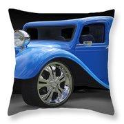Dodge Pickup Throw Pillow by Mike McGlothlen