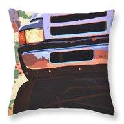 Dodge Ram  Throw Pillow