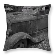 Dodge Tough Throw Pillow