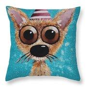 Dogitude Throw Pillow