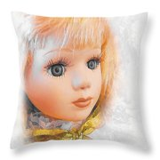 Doll 622-12-13 Marucii Throw Pillow