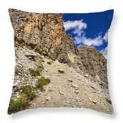 Dolomiti - Gran Cir Throw Pillow