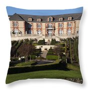 Domaine Carneros Throw Pillow